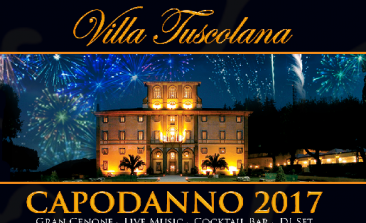 Capodanno Villa Tuscolana