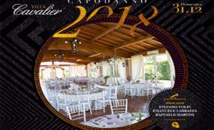 Capodanno Villa Cavalier Latina