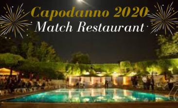 Capodanno 2020 Match Restaurant