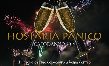 Capodanno Hostaria Panico Pantheon Roma