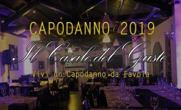 Capodanno Casale Del Gusto Roma Nord