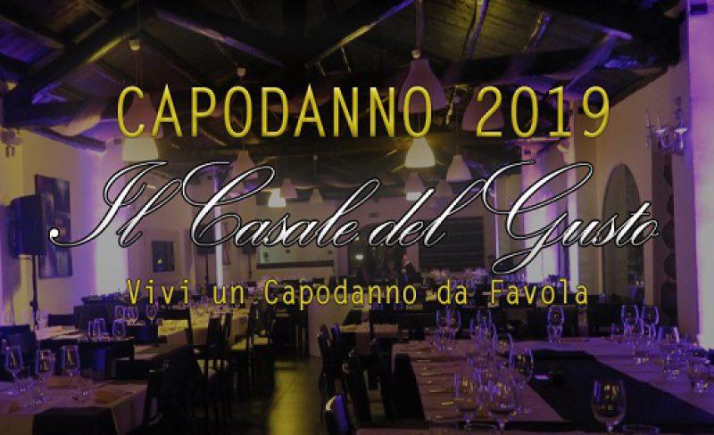 Capodanno Casale Del Gusto Roma Sud