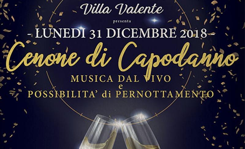 Capodanno Villa Valente Fiumicino