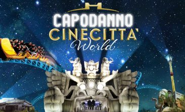 Capodanno Cinecittà world 2020