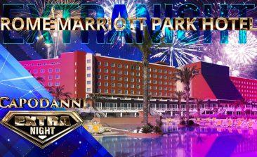 Capodanno Marriott Park Hotel 2020 Roma